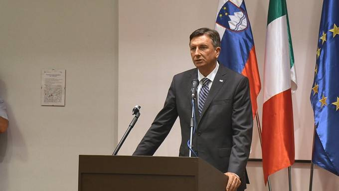 "President Pahor: ""A productive visit to Trieste."""