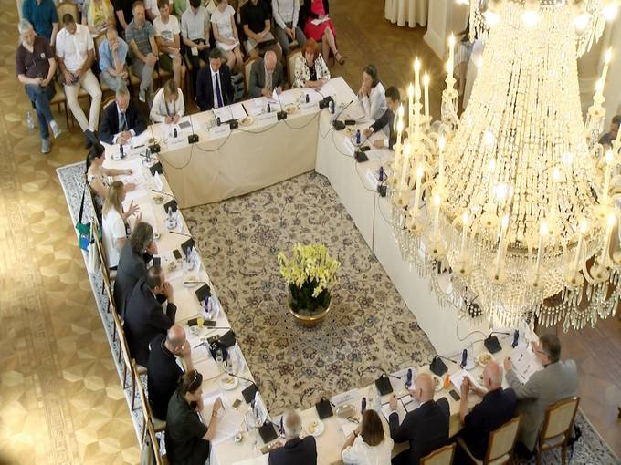 Consultation organised by the President on Slovenia's Climate Strategy