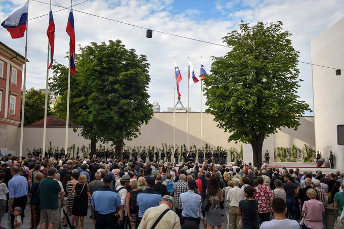 Address by the President of the Republic of Slovenia Borut Pahor at the ceremony marking the opening of the monument to all victims of wars and war-related victims