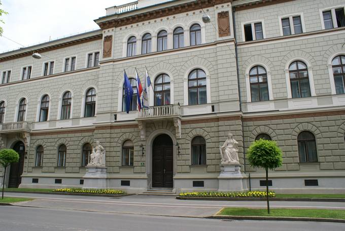 The Presidential Palace - June 2008