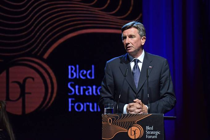 Speech by the President of the Republic of Slovenia, Mr Borut Pahor, at the 12th Bled Strategic Forum