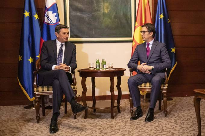 "President Pahor supports the idea of a ""mini-Schengen"" as it emphasises cooperation and strengthens trust between countries in the region"